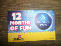 LEGOLAND THEME PARK TICKET