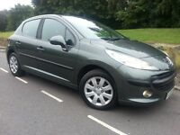 PEUGEOT 207 S 1.4 HDI (5-DR) 2008 08'REG #NEW SHAPE#CHEAP TAX & INS#ASTRA#FOCUS#