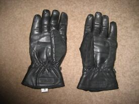 FRANK THOMAS MOTORCYCLE GLOVES