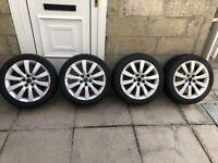 Audi A1 16inch alloy wheels