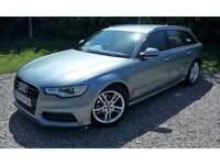 Audi A6 Estate S Line Multitronic For BITCOIN