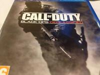 Call of duty black ops: Declassified and Ridge Racer (FOR PS VITA)