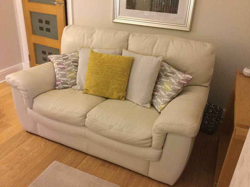 Tremendous Sofitalia Two Seater Leather Sofa In Newcastle Under Lyme Staffordshire Gumtree Pdpeps Interior Chair Design Pdpepsorg