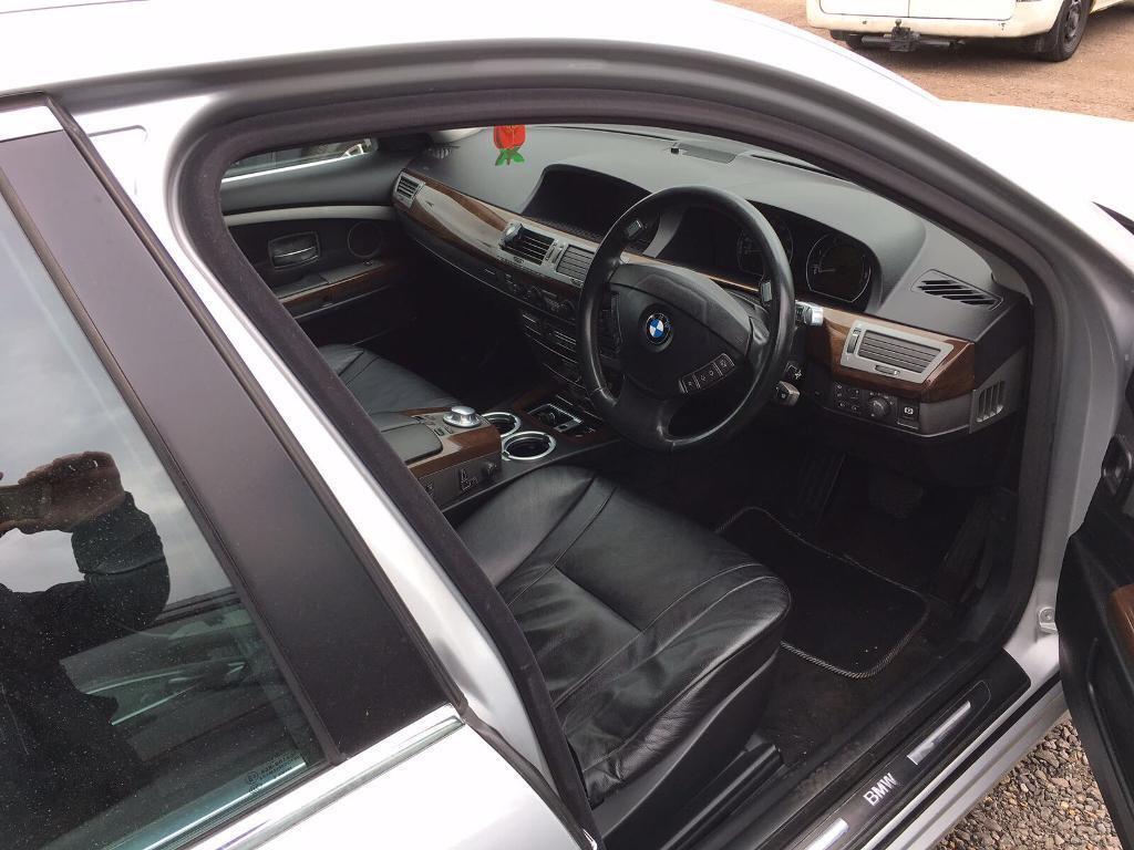 BMW 730d 2005