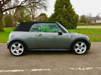 2005 Mini cooper s | Convertible | Hpi Clear | Manual |Low 69K Miles | like Bmw 116 A3 corsa fiesta