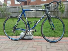 Trek 5500 Carbon Road Bike. Light, Fast, Rare. Shimano Ultegra groupset, Look!