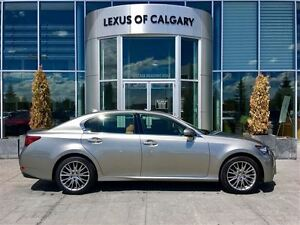 2015 Lexus GS 350 AWD 6A Executive Package