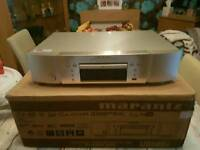Marantz blueray high end dvd player