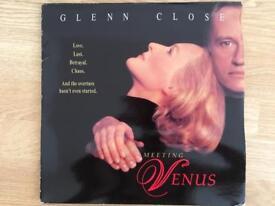 Laserdisc PAL - Meeting Venus