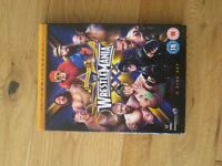 Wrestlemania 30 DVD (Cash Only/Buyer Collects)