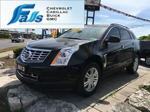 2013 Cadillac SRX LEATHER COLLECTION SUNROOF