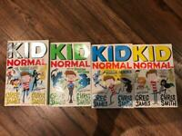 Kid Normal superhero books