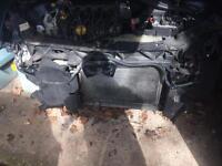 Renault Clio mk3 slam panel