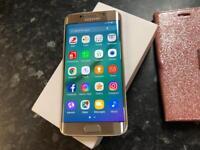 Samsung Galaxy S6 Edge Gold Unlocked