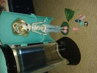 monster high operetta doll and lagoona hydration station