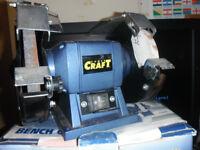 Powerraft Bench Grinder