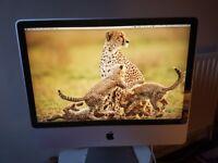 """24"""" Apple iMac 3.06GHz 4GB RAM 1TB HDD Early 2008"""