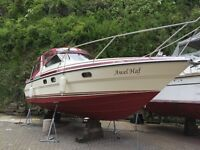Motorboat - Princess 266 Riviera