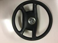 Vw t5 steering wheel with airbag