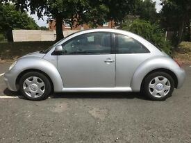 Volkswagen BEETLE 2001 2.0L Petrol Manual