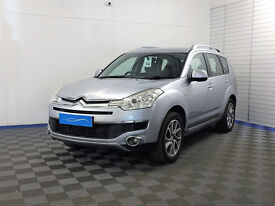 Bad Credit Car Finance and Nationwide Delivery Available Citroen C-CROSSER VTR+ HDI