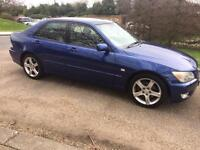 LEXUS IS200 2004 AUTOMATIC. FULLY LOADED. 12 months MOT. DRIVES PERFECT