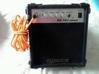 Elevation Amp + Lead