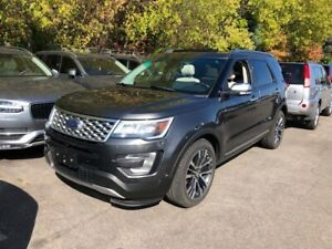 2016 Ford Explorer Platinum Edition, NA