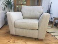 Armchair for sale.. DFS Sofia range, excellent condition, original price £599