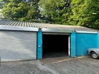 Shop and workshop to let on stratford road B28 £350 busy location