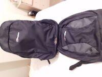 brand new Black Berghaus 65lt bio fit backpack