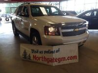 2013 Chevrolet Avalanche LTZ Black Diamond Edition, Heated and C