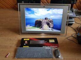 Perfect working order sony vaio pcg-281m desktop windows 7 4g memory 300g hard driv