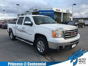 2013 GMC Sierra 1500 SLT| 4x4 Sunroof Kingston Kingston Area image 1