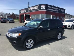 2013 Subaru Forester Touring