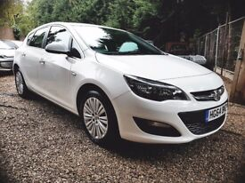 Vauxhall Astra 1.6 i VVT 16v Excite Hatchback 5dr£4,990 p/x welcome FREE 1YR WARRANTY|HALF LEATHER