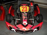 Project One Honda Cadet Go-Kart Package