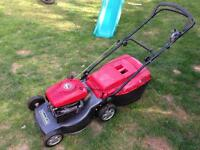 Mountfield rotary petrol lawnmower