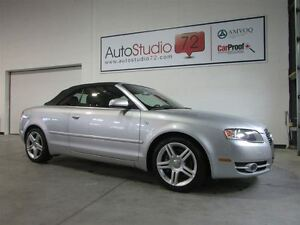 2008 Audi A4 2.0T (Multitronic) CONVERTIBLE**NAVIGATION