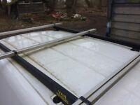 vw caddy van guard roof rack heavy duty