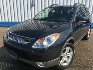 2008 Hyundai Veracruz LIMITED AWD *LEATHER-SUNROOF*