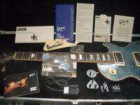 Gibson Les Paul Traditional Electric Guitar + Blackstar HT-1 RH Amp and Cab Cabinet