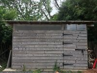 Large shed for sale- Belfast area