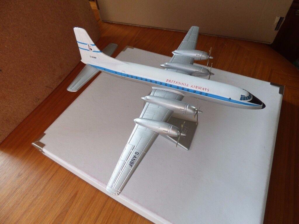 Corgi Britannia Airways Britannia Model