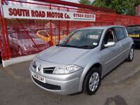 *RENAULT MEGANE 1.4*2008*VERY TIDY*LOW MILEAGE*COMPLETE SERVICE HISTORY*FULL YEARS MOT*ONLY £2395*
