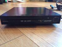 DVD player £10