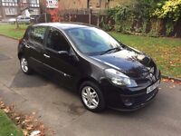Renault Clio 1.5 dCi Dynamique 5dr, FREE WARRANTY, £30 TAX YEARLY