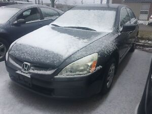 2005 Honda Accord AUTO,196KM,safety e/t+24month warranty include