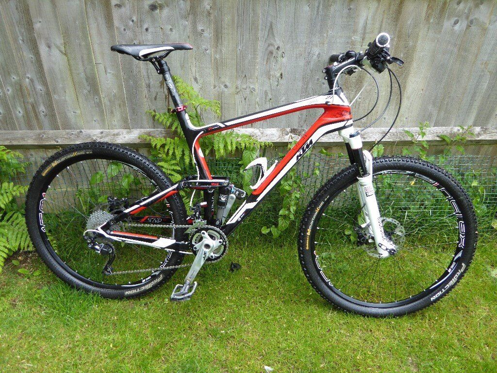 2014 Ktm Scarp Elite 27 5 Carbon Mountain Bike In Abingdon