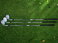 NIKE wedges 52 56 60 V REV grooves excellent condition £69 the set
